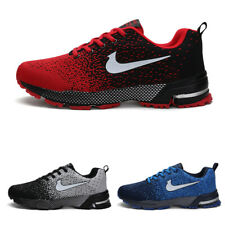 Mens Womans Sports Shoes Air Max Outdoor Running Walking Trainers Lace UK Size