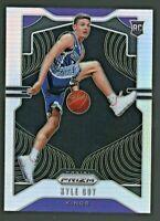 Kyle Guy 2019-20 Panini Silver Prizm RC Rookie Card # 287 Sacramento Kings