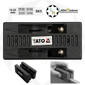 Laminate Veneers Double Edge Trimmer 13-25mm Yato YT-5710