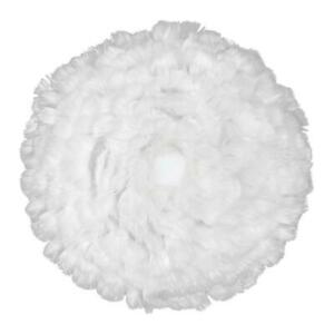Umage Eos UP Feather Wall and Ceiling Light - Medium - White