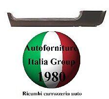 SOTTOPORTA ESTERNO EST DESTRO DX FIAT 500 F 65>75 DAL 1965 AL 1975