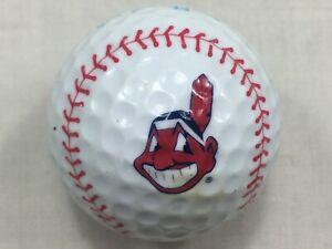 Cleveland Indians golf ball  A grade condition