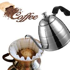 Gooseneck Coffee Drip Kettle Tea Pot Maker Stainless Steel Homeart  900ml【US