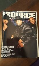 The Source Magazine Jam Master Jay Jan 2003
