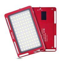 Manbily Mini LED Video Light MFL-03 Dimmable 3000K-6500K 96 LED Photo Light