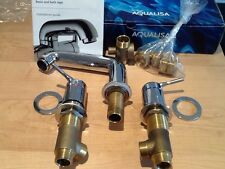 Aqualisa Bath Tap set,model Axis,new,rrp £239.00