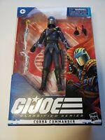 Gi JOE CLASSIFIED SERIES Cobra Commander HASBRO 2020