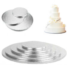 Cake Thick Board Weddings Decorating Boards Baking Base Round Birthdays Support