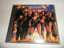 CD Young Guns 2-Blaze of Glory di Jon Bon Jovi e colonna sonora originale (1990