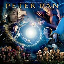 OST [MUSIC BY JAMES NEWTON HOWARD]-PETER PAN -JAPAN CD DSD REMASTERING +Track