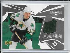 03-04 Black Diamond Brenden Morrow Diamond Threads Jersey