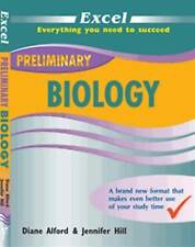 Excel Preliminary - Biology Year 11 by Jennifer Hill, Diane Alford (Paperback, 2
