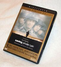 Saving Private Ryan Widescreen Dvd 1999 Special Limited Edition