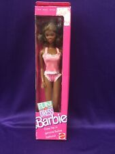 BARBIE DOLL, FUN TO DRESS. AFRICAN AMERICAN. MATTEL #4939.  NRFB.  1989.