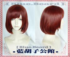 KINGDOM HEARTS 3 Kairi Heat Resistant Anime Cosplay Hair Wig +CAP