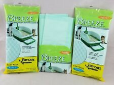 Tidy Cats Breeze Refill Cat Pads 10 Odor Control Pads