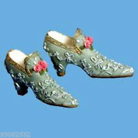 Shoes-Mauve//Pink Butlers dollhouses Miniature craft projects