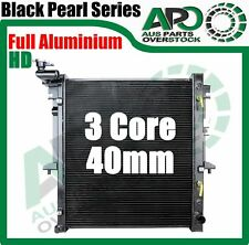 3Row Full Alloy Radiator Mitsubishi Triton ML-MN 2.4L 3.5L Petrol Diesel 2006-On