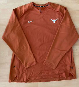 Nike Texas Longhorns Player Exclusive Sweatershirt Size XXL New