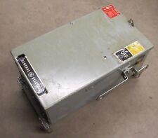GE AC363R 100A 100 A AMP 600V 3PH 3W STYLE 8 FUSIBLE FLEX A PLUG BUS PLUG