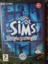 Los Sims Magia Potagia PC Pack de Expansión completo y en castellano