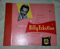Billy Eckstine, MGM #48 (1950) Rare 3 record set, 78 rpm's Jazz 1940's 1950's