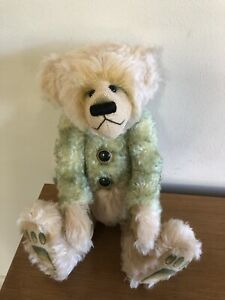 "Sugar Shack Surprise Bear- ""Chandler Series"" Large Plush Teddy Bear 17 inch High"