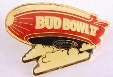 NFL Bud Bowl V Budweiser Pin Badge - Beer - Bitter - football - RARE