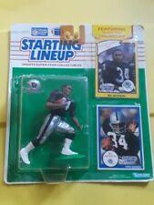 1990 Bo Jackson Starting Lineup Oakland Raiders NFL 1st Kenner