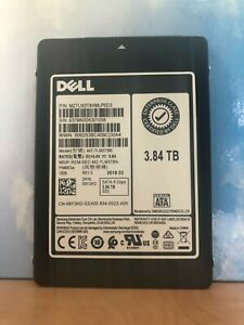 Dell 3.84TB SSD 6 Gbps 2.5 SSD 7mm