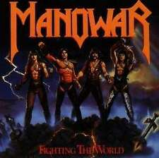 Fighting The World - Manowar CD ATLANTIC