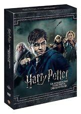 Harry Potter - La Collezione Completa (8 DVD) - ITALIANO ORIGINALE SIGILLATO