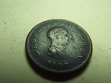 George III Half-Penny 1807 (6700)