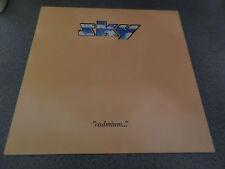 """SKY ~ """"Cadmium..."""",German import LP 1983 Ariola records A1/B1"""
