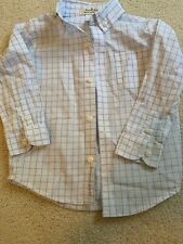 Janie And Jack Boys Buttondown Size 18-24 Months EUC