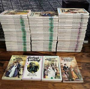 Lotto di libri --  BARBARA CARTLAND -- Elenco in descrizione dei disponibili
