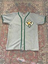 Vintage 1990 MTV Rock N' Jock Diamond Derby Rare Baseball Jersey
