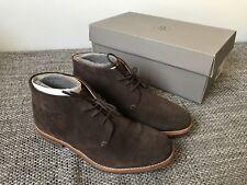 H by Hudson London - Houghton 3 - Herren Chukka Boots Größe: 40 - Farbe: Braun