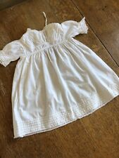 Vintage – Antique Hand Embroidered Baby Dress