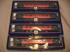 LIMA VIRGIN WEST COAST LIVERY SET OF 4 BOXED COACHES IN EXCELLENT CONDITION