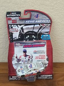 2017 Wave 11 Kevin Harvick Mobil 1 Sonoma Win 1/64 NASCAR Authentics Diecast