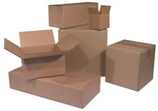 14 x 8 x 6 Corrugated Cartons 100/lot Packaging Shoe Boxes