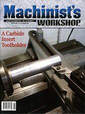 Machinist's Workshop Magazine Vol.25 No.4 August/September 2012