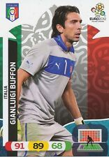 GIANLUIGI BUFFON # ITALIA CARD PANINI ADRENALYN EURO 2012
