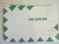 6x9 DuPont Tyvek Mailing Envelopes Self Sealing Lot of 25 First Class Mailers