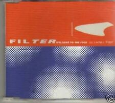 (984G) Filter, Welcome To The Fold - DJ CD