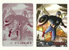 2014 Upper Deck Captain America The Winter Soldier CL9 Magena Printing Plate 1/1