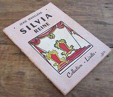 COLLECTION LISETTE  SILVIA REINE PAR JEAN MAUCLERE 1946