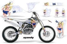 AMR RACING OFF ROAD MOTOCROSS DECAL GRAPHIC KIT YAMAHA YZ 250/450 F 06-09 MUBGW