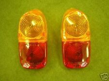 JAGUAR DAIMLER BRAKE AND INDICATOR LENSES FIT MK2 & DAIMLER 250 V8 8080 8081